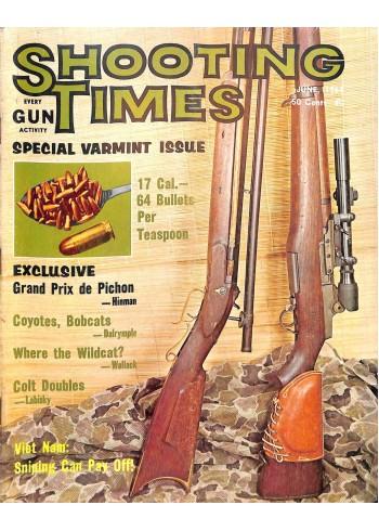 Shooting Times, June 1966