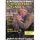 Shooting Times, October 1963
