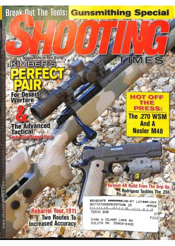 Shooting Times, October 2007