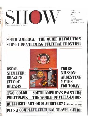 Show, November 1962