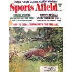 Cover Print of Sports Afield, August 1967