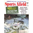 Cover Print of Sports Afield, August 1969