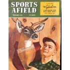 Cover Print of Sports Afield, December 1952