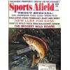 Cover Print of Sports Afield, March 1968