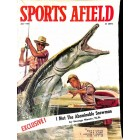 Cover Print of Sports Afield, May 1957