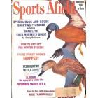 Cover Print of Sports Afield, November 1965