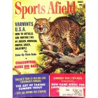 Cover Print of Sports Afield, August 1966
