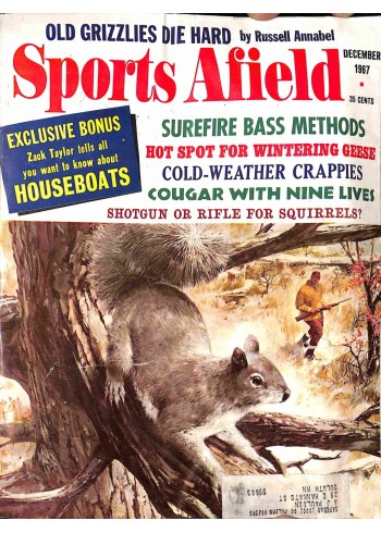 Sports Afield, December 1967