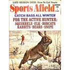 Cover Print of Sports Afield, December 1968