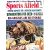 Cover Print of Sports Afield, July 1968