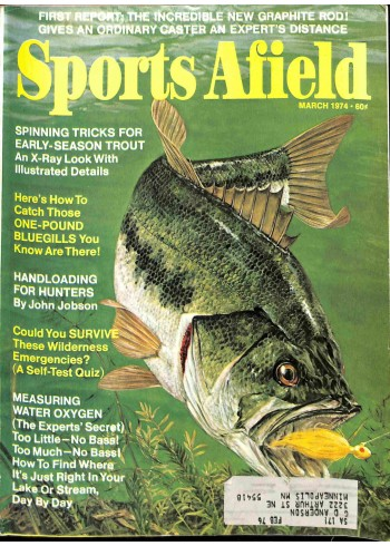Sports Afield, March 1974
