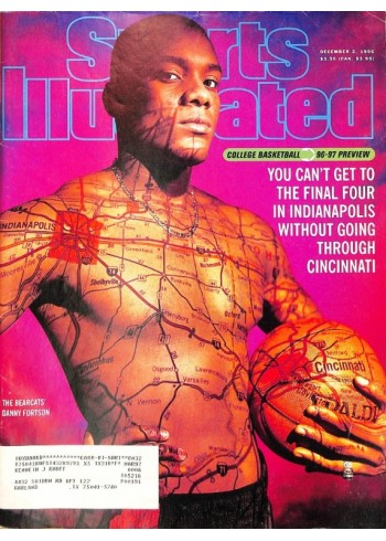 Cover Print of Sports Illustrated, December 2 1996