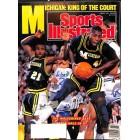 Sports Illustrated Magazine, April 10 1989