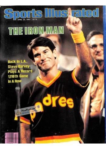 Sports Illustrated, April 25 1983