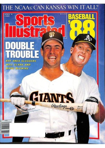 Sports Illustrated, April 4 1988