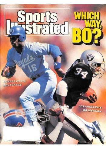 Sports Illustrated, December 14 1987