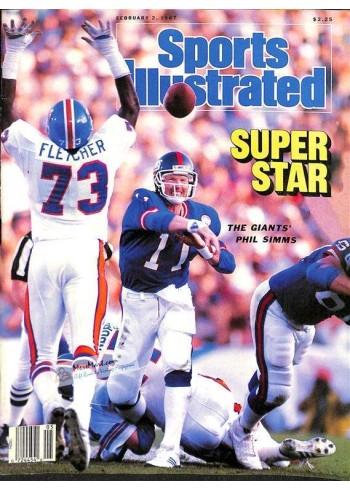 Sports Illustrated, February 2 1987