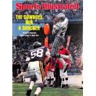 Sports Illustrated Magazine, January 5 1976