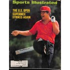 Sports Illustrated Magazine, June 28 1971