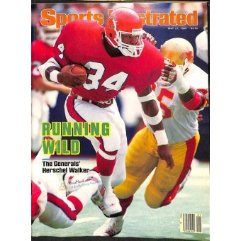 Sports Illustrated Magazine, May 27 1985