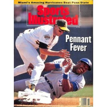 Sports Illustrated Magazine, October 19 1992