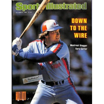 Sports Illustrated Magazine, October 6 1980