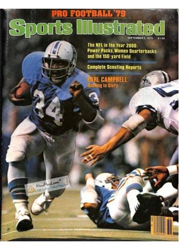Sports Illustrated, September 3 1979