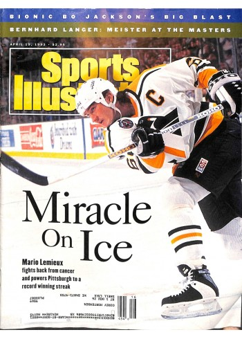 Sports Illustrated, April 19 1993