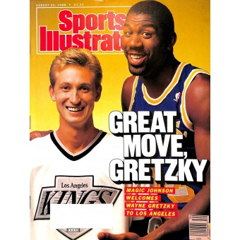 Sports Illustrated, August 22 1988