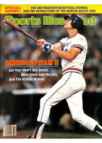 Sports Illustrated, August 3 1982