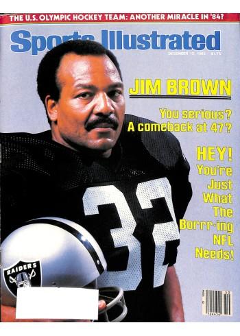 Sports Illustrated, December 12 1983