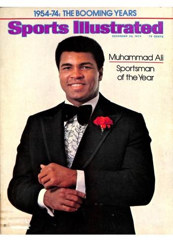Sports Illustrated, December 23 1974