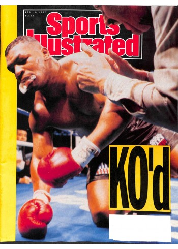Sports Illustrated, February 19 1990