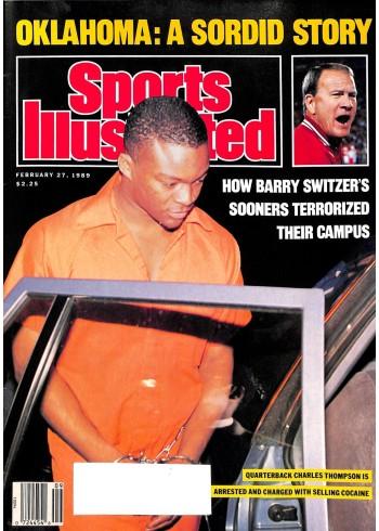 Sports Illustrated, February 27 1989