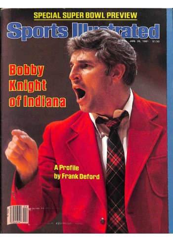 Sports Illustrated, January 26 1981