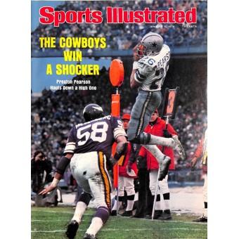 Sports Illustrated, January 5 1976
