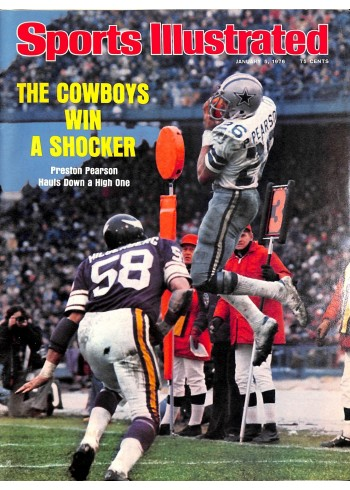Sports Illustrated, January 5 1976