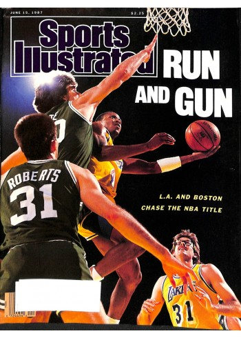 Sports Illustrated, June 15 1987