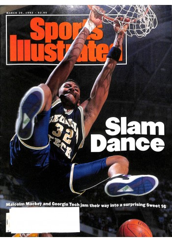 Sports Illustrated, March 30 1992