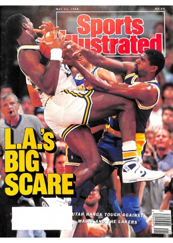 Sports Illustrated, May 23 1988