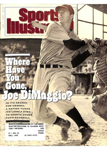 Sports Illustrated, May 3 1993