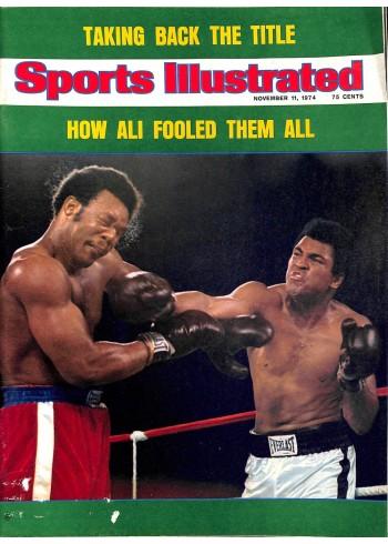 Sports Illustrated, November 11 1974