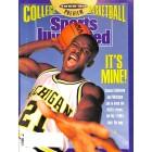 Sports Illustrated, November 20 1989