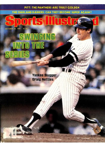 Sports Illustrated, October 26 1981