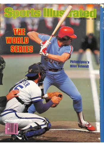 Sports Illustrated, October 27 1980