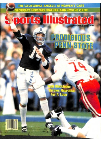 Sports Illustrated, October 4 1982