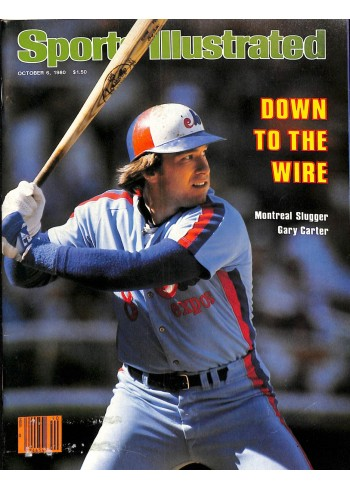 Sports Illustrated, October 6 1980