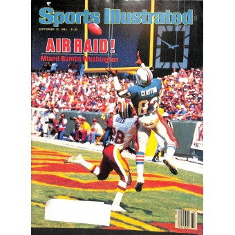 Sports Illustrated, September 10 1984