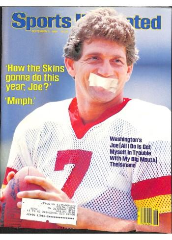 Sports Illustrated, September 3 1984