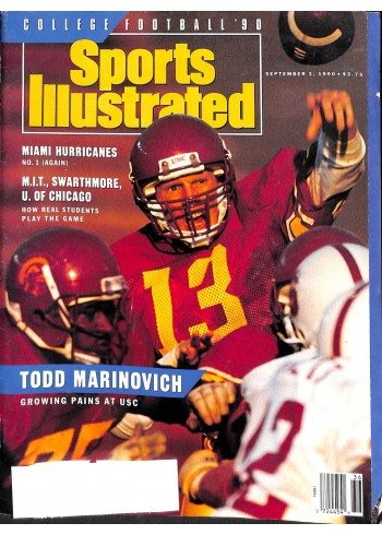 Sports Illustrated, September 3 1990